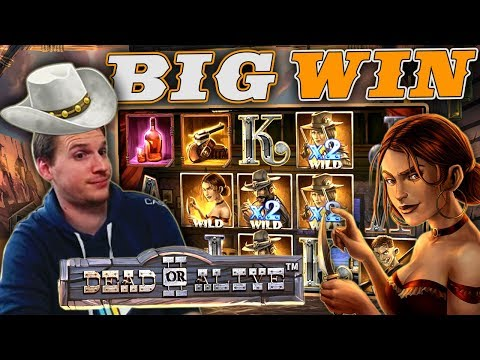 BIG WIN on Dead or Alive 2 Slot – £9 Bet!