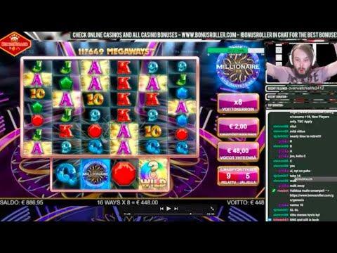 💰Millionaire Slot BIG WINS – 3 Bonuses in 10 Minutes!