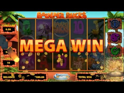 Big Slot Win – Boulder Bucks slot Mega Win