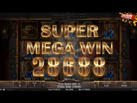 Dead Or Alive 2 Slot – 19.633x BET INSANE WIN!