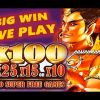 LAMP OF DESTINY SLOT **BIG WIN** – LIVE PLAY!! – Slot Machine Bonus