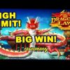 HIGH LIMIT!!! Dragon's Law Slot – BIG BET | BIG WIN!! – Slot Machine Bonus