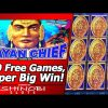 Mayan Chief Slot – 250 Free Games, Super Big Win, First-Spin Bonus!