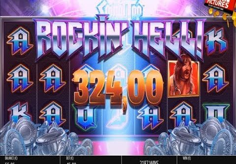 Spinal Tap Slot – MEGA Win!