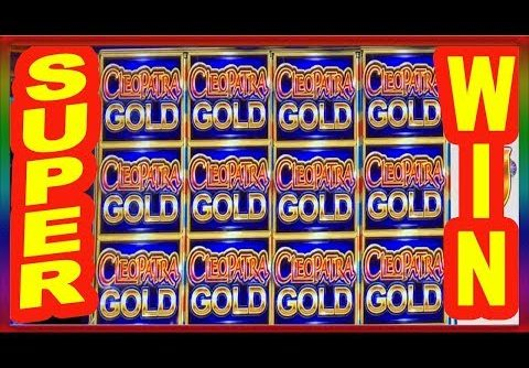 ** SUPER BIG WIN ** CLEOPATRA GOLD ** NEW GAME ** SLOT LOVER **