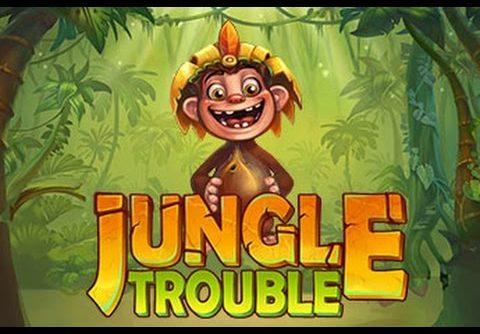 JUNGLE TROUBLE SLOT – MEGA WIN!!!