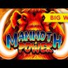 AWESOME RUN! Mammoth Power Slot – HUGE WIN, LOVE IT!