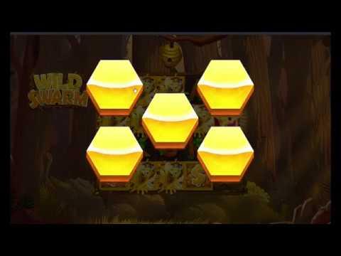 Wild Swarm Slot Big Win Compilation  | Push Gaming