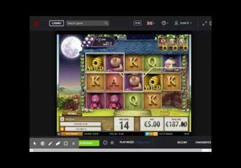 Big Wins on Big Bad Wolf Slot | Quickspin