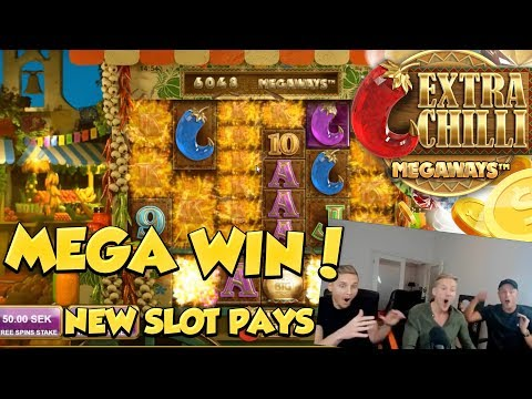 MEGA WIN?! *NEW SLOT* Bonanza 2 – Extra Chilli – Casino Slots – Free spins