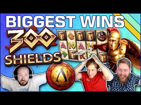 Top 7 Slot Wins on 300 Shields