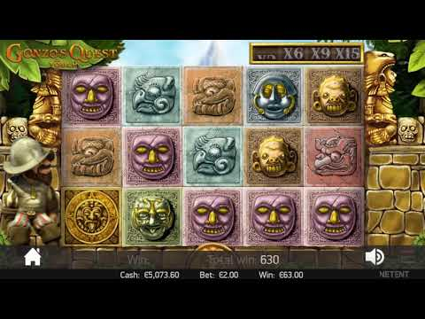 Gonzo's Quest Slot Review –  Big Adventure, Big Wins