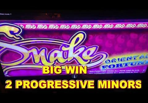 BIG WIN SNAKE ORIENTAL FORTUNE, OTHER SLOTS
