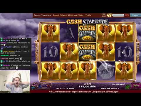 Biggest Slot wins on Stream – Week 48 / 2016