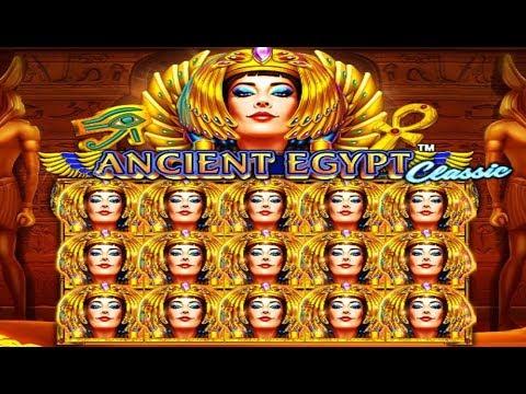 New slot – Pragmatic Play & Ancient Egypt Classic MEGA WIN! MAX BET
