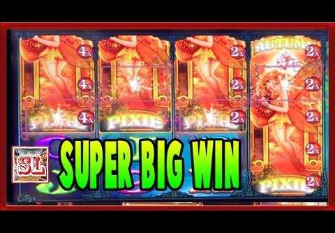 ** Super Big Win ** Pixie Power n others ** SLOT LOVER **