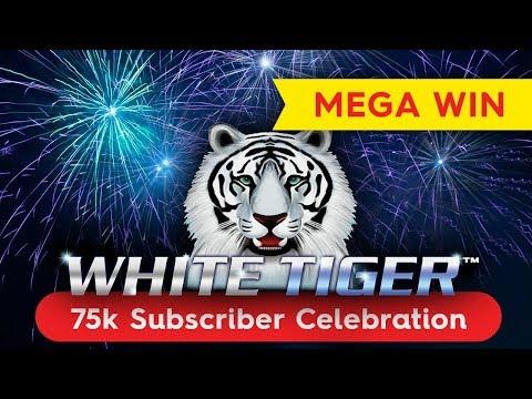 White Tiger Slot – MEGA WIN SESSION – INCREDIBLE RETRIGGER!