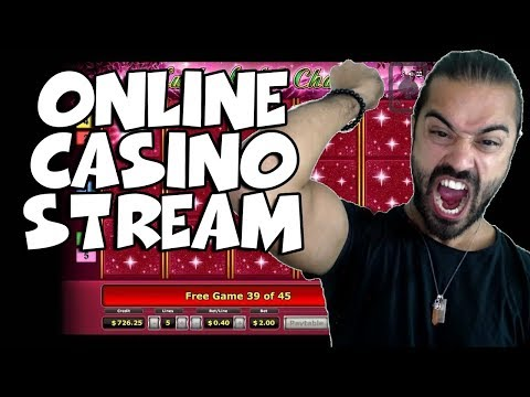 ROSHTEIN online casino stream | BIG WIN AND SLOT MACHINE