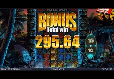Tahiti Gold Slot – BIG WIN Compilation!