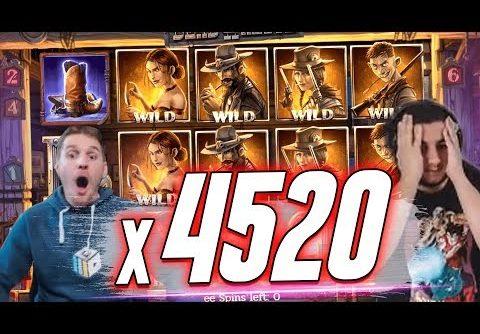 New Mega Wins on Dead or Alive 2 slot – TOP 5 Biggest wins of the week