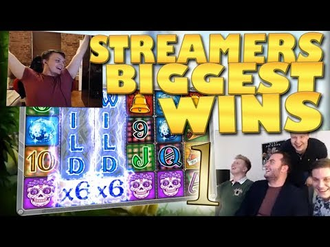 Streamers Biggest Wins – #1 / 2018