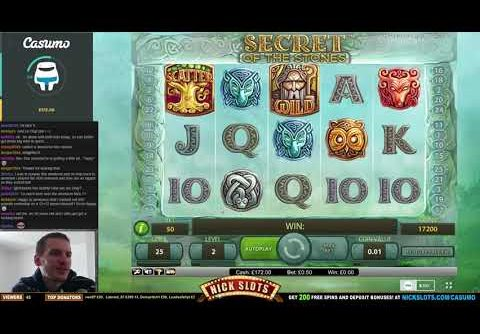 Watch me play slots    030516