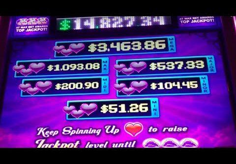 MYTHS & LEGENDS ~ Mega Meltdown ~ HEARTS & DREAMS BIG WIN!  Slot Machine w Neily 777 at San Manuel