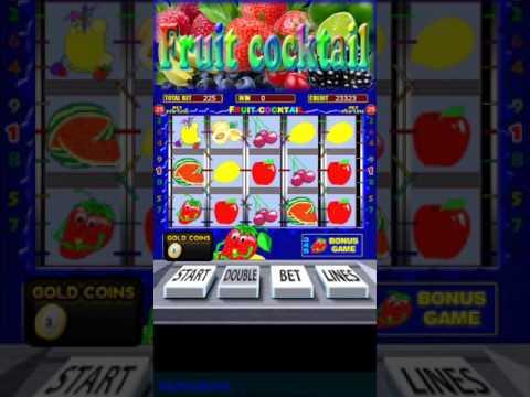 Fruit Cocktail Slots 🎰 Android Gameplay Vegas Casino Slot Jackpot Big Mega Wins Spins