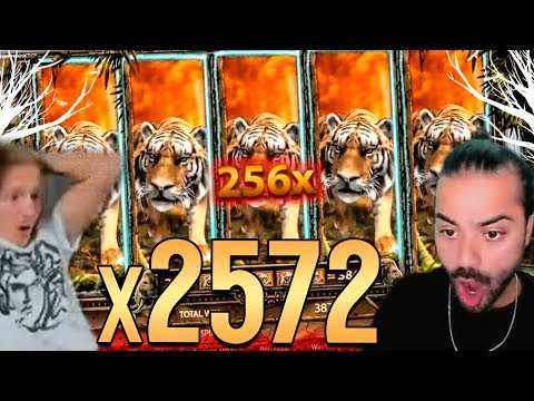 TOP 5 BIGGEST Wins on Jungle Spirit  – Record win in casino slot