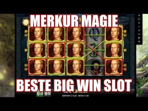 MERKUR MAGIE BESTE BIG WIN / SLOT DRAGONS Treasure