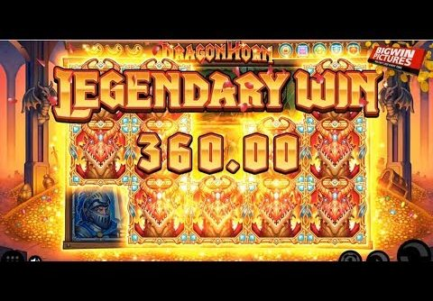 Dragon Horn Slot +1000x BET MEGA WIN!