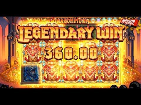Dragon Horn Slot +1000x BET MEGA WIN!