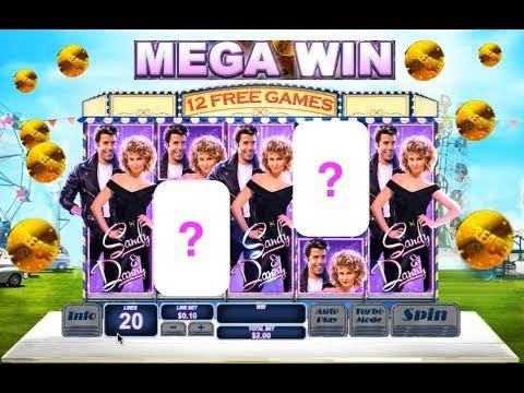 Mega Huge Win – Grease – Online Slot – Free Spins Bonus – $2Bet