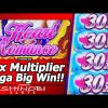 Heart of Romance Slot – Mega Big Win!!  30x Multiplier in my First Attempt at New Konami game