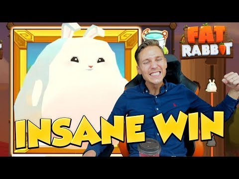 MEGA WIN?! *NEW SLOT* Fat Rabbit – Casino Slots – Free spins