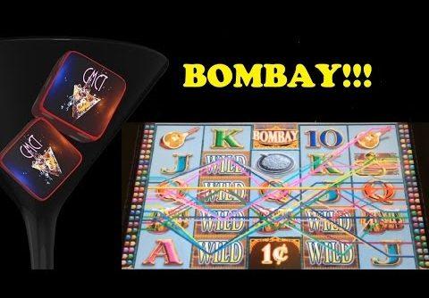 BOMBAY!  #TBT BIG WIN! – SLOT MACHINE BONUS
