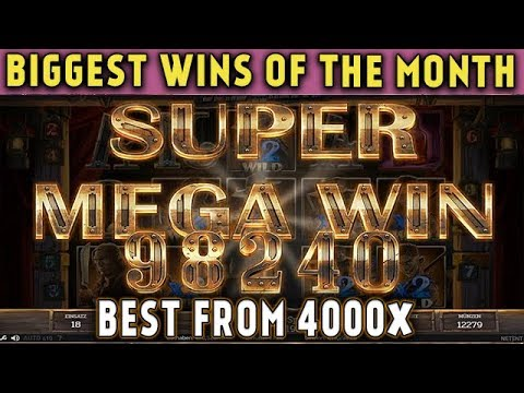 TOP 5 BIGGEST WIN ON DEAD OR ALIVE 2 SLOT! Online Casino! Wins of the July!