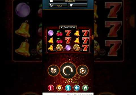 Dapet jackpot mega super big win di joker millions!! Slot games judi online