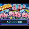 ✅ Super Mega Big Win Casino Online 3.0. When Pigs Fly Slot Machine