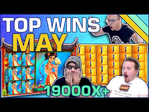 Top 8 Slot Wins of May 2019