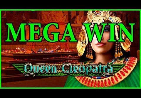 Queen Cleopatra slot  – MEGA WIN x247 !!