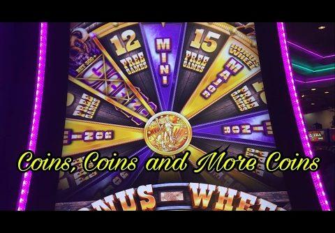 BIG  WIN! Buffalo Grand – Coushatta Casino, Kinder Louisiana