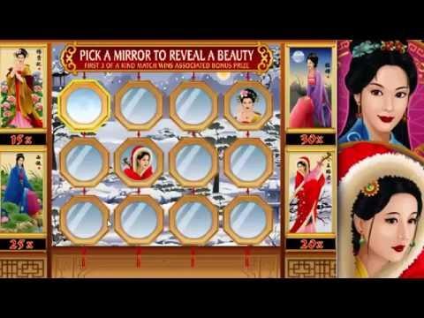 ASIAN BEAUTY +MEGA WIN! +BONUS GAME! online free slot SLOTSCOCKTAIL microgaming
