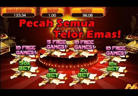 Pecah Semua Telur Emas dlm Big Prosperity 918Kiss Slot Game! Ultra Big Win Jackpot!