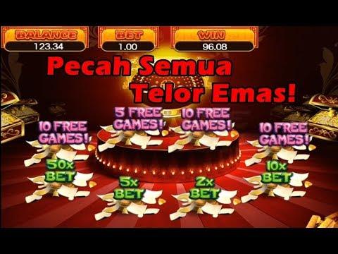 Pecah Semua Telur Emas dlm Big Prosperity 918Kiss Slot Game! Ultra Big Win Jackpot!