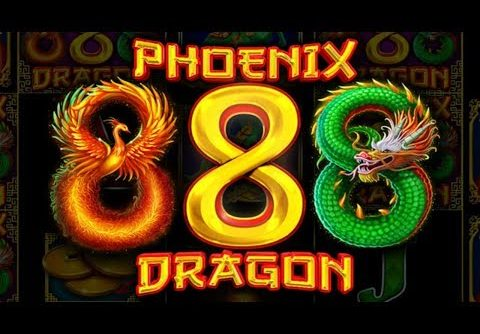 SUPER BIG WIN on PHOENIX 888 DRAGON SLOT POKIE + LIBERTY LINK + GRAND POWER of AFRICA