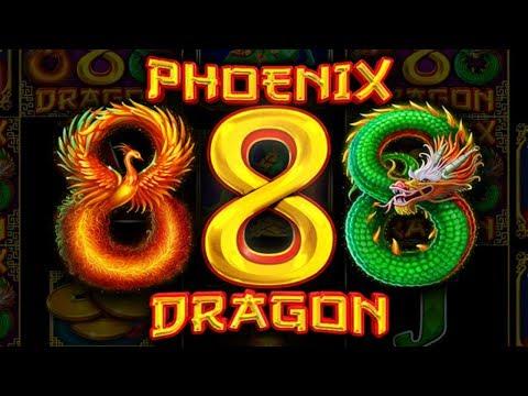 SUPER BIG WIN on PHOENIX 888 DRAGON SLOT POKIE + LIBERTY LINK + GRAND POWER of AFRICA