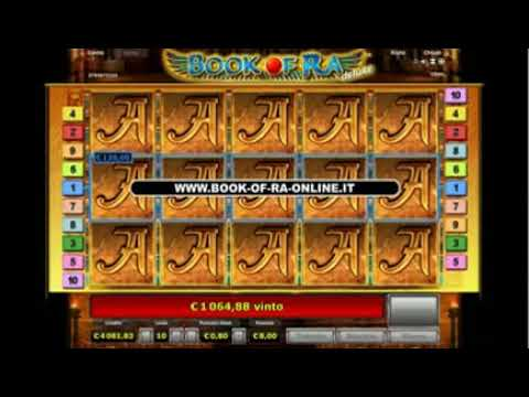 BOOK OF RA -100 free spins on a slot machine – Bitcoin Casino