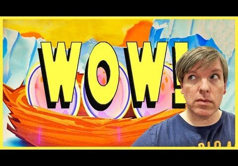"""BRENT HITS AN UNBELIEVABLE HUGE WIN!! & SO MUCH FUN!! on """"LUCKY LEMMINGS""""! SLOT MACHINES POKIES"""