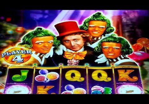 Willy Wonka Dream Factory Slot – HUGE WIN SESSION, I JUST KEPT WINNING!